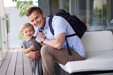 Guide to the Best Diaper Bags for Dads