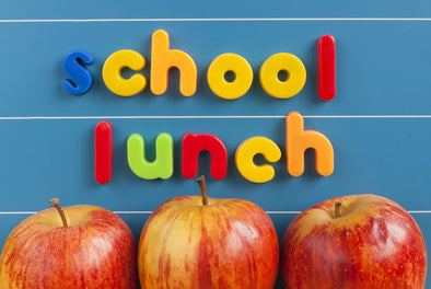 Shopping For Healthy School Lunches: A Complete List