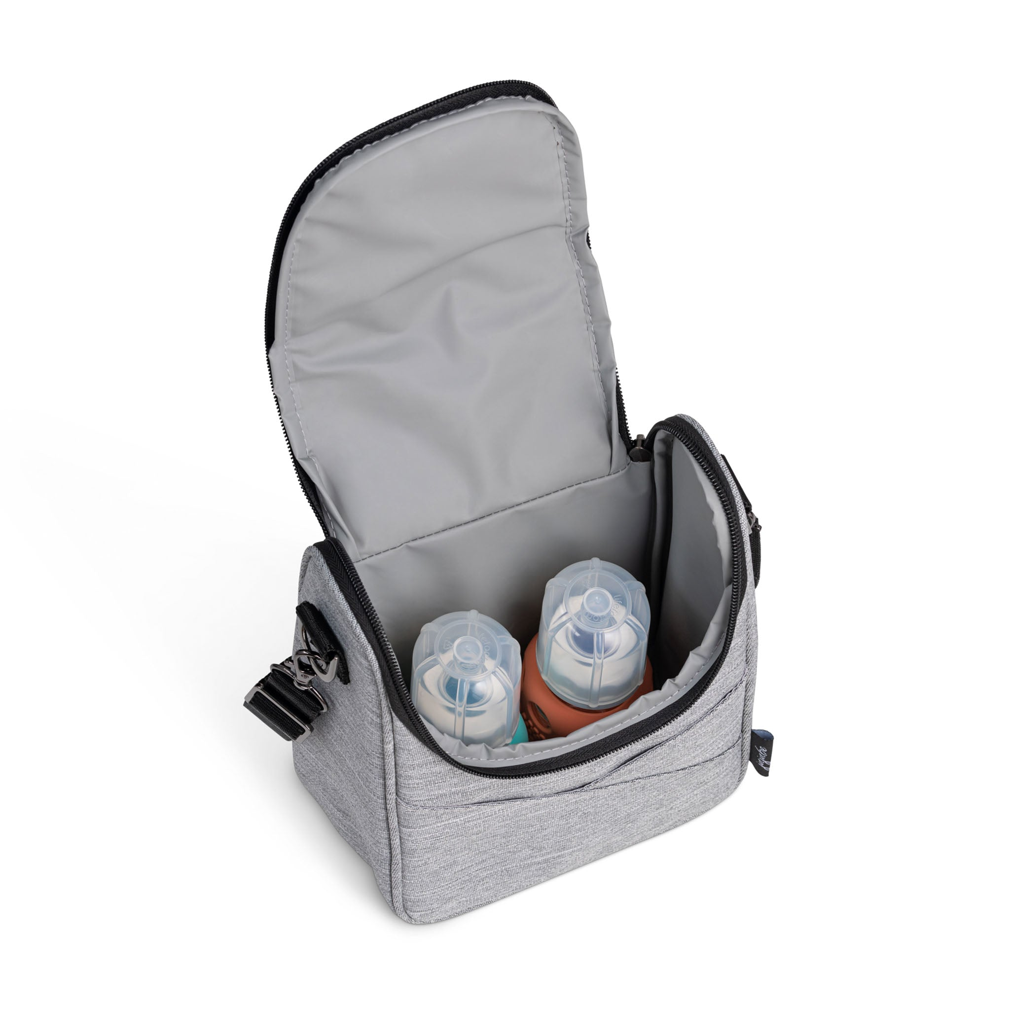 Insulated Milk Bottle Cooler Lunch Bag
