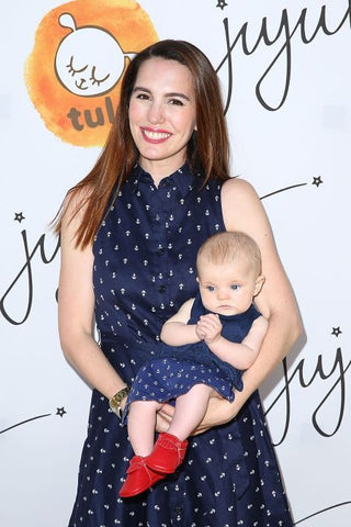 Beach Babies! Christy Carlson Romano, Meghan King Edmonds and More Take Their Kids to Ju-Ju-Be and Baby Tula Launch Event
