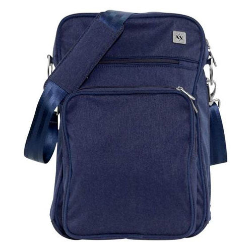 Blue, JuJuBe Helix convertible messenger bag