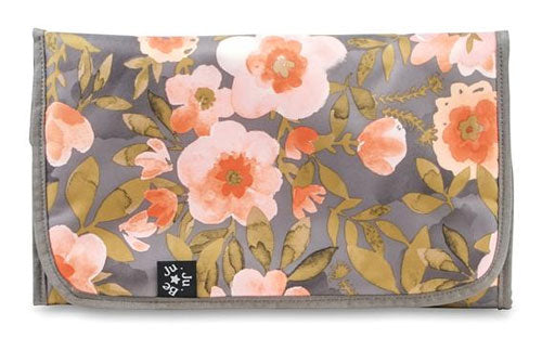 Floral JuJuBe pouch