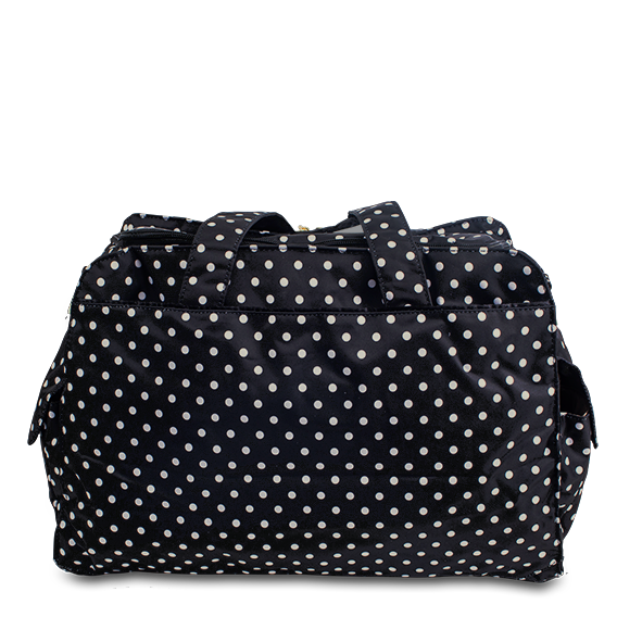 Be Prepared Diaper Bag - The Duchess