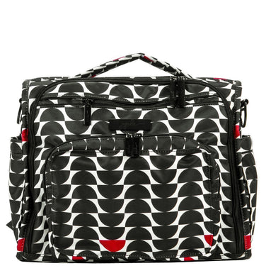 B.F.F. Diaper Bag - Black Widow - Ju-Ju-Be