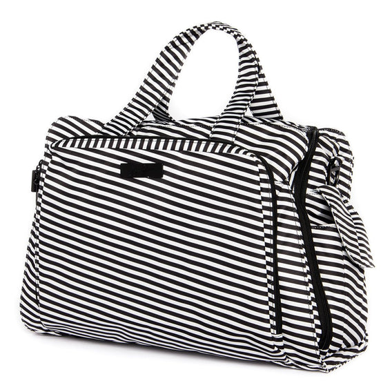 Be Prepared Diaper Bag - Black Magic - Ju-Ju-Be
