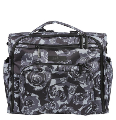 B.F.F. Diaper Bag - Black Petals - Ju-Ju-Be