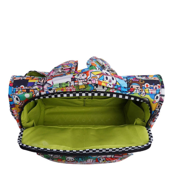 B.F.F. Tokidoki Diaper Bag - Sushi Cars - Ju-Ju-Be