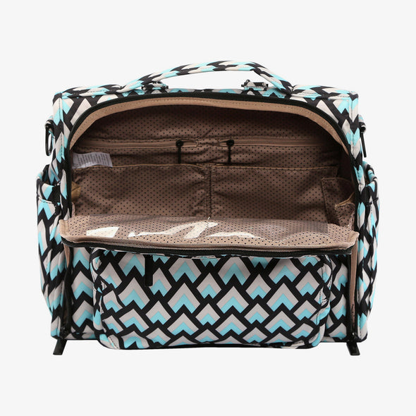 B.F.F. Diaper Bag - Black Diamond