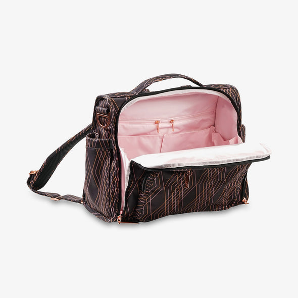 B.F.F. Diaper Bag - Prism Rose