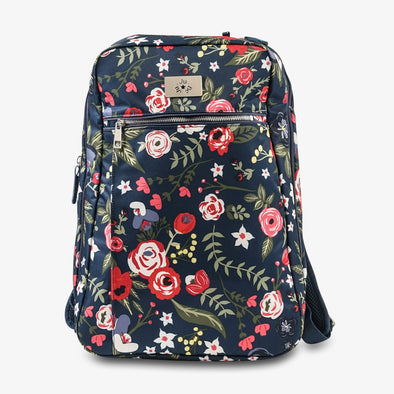 Ballad Backpack - Midnight Posy - Ju-Ju-Be