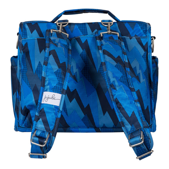 B.F.F. Diaper Bag - Blue Steel