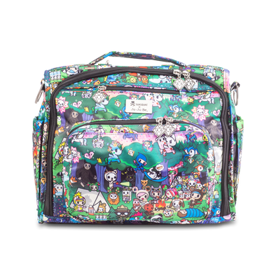 B.F.F. Diaper Bag - Camp Toki
