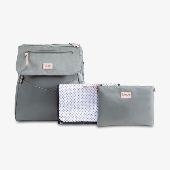 Core Convertible Bundle - Olive - Ju-Ju-Be
