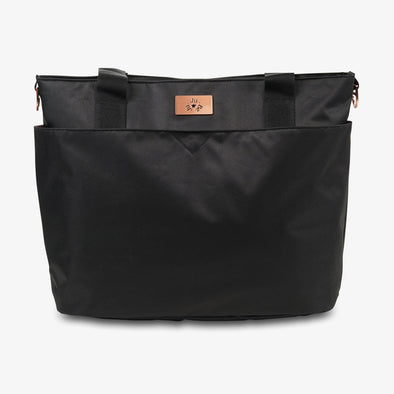 Classic - Encore Tote - Black Rose - Ju-Ju-Be