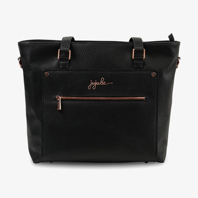 Everyday Tote - Noir Rose Gold