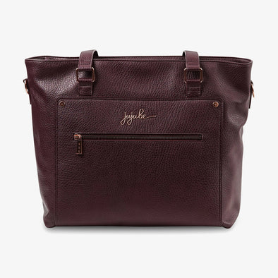 Everyday Tote - Plum
