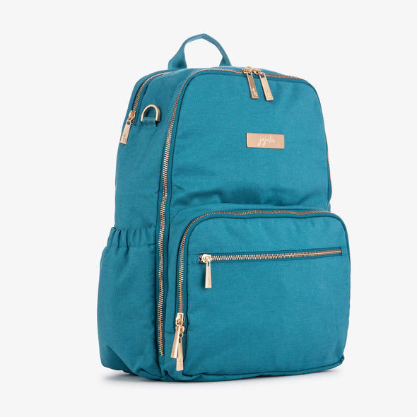 Zealous Backpack - Teal Lagoon Chromatics