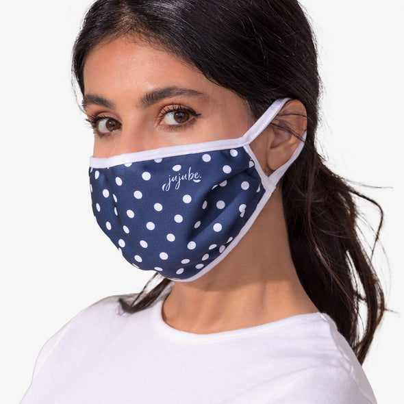 Twinner Face Masks 2-Pack - Navy Duchess