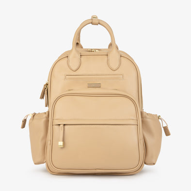 Million Pockets Backpack - Caramel Latte