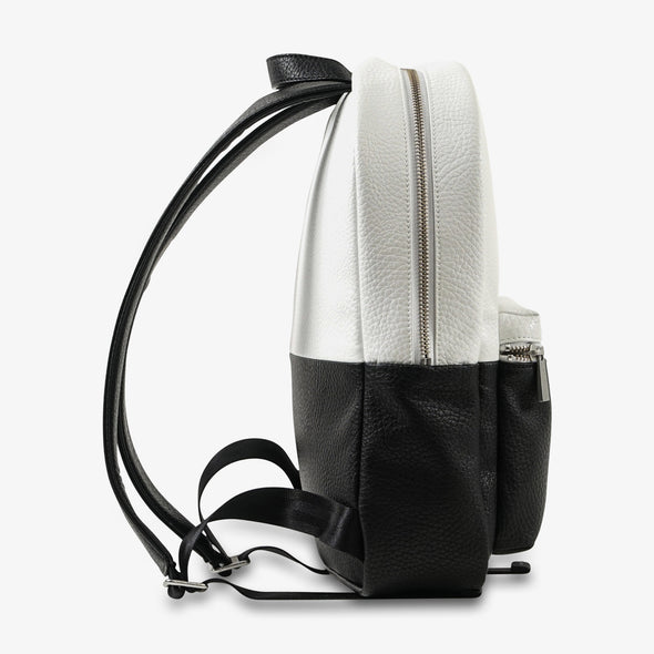 Mini Backpack Ever Collection - Black/White - Jujube