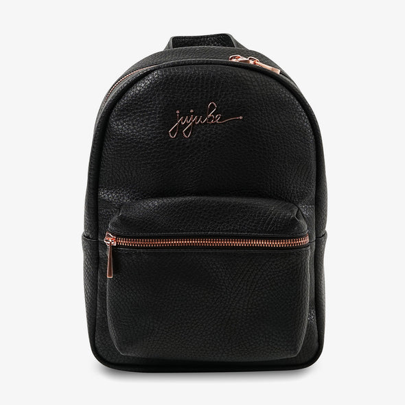 Mini Backpack Ever Collection - Noir Rose Gold
