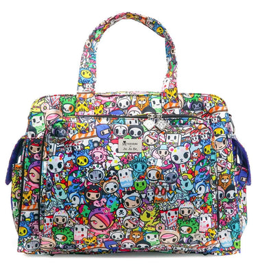 Be Prepared Tokidoki Diaper Bag - Iconic 2.0 - Ju-Ju-Be