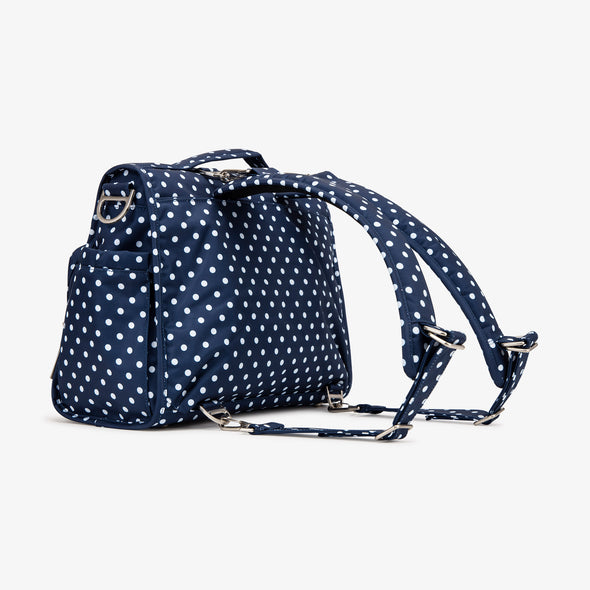 B.F.F. Diaper Bag - Navy Duchess