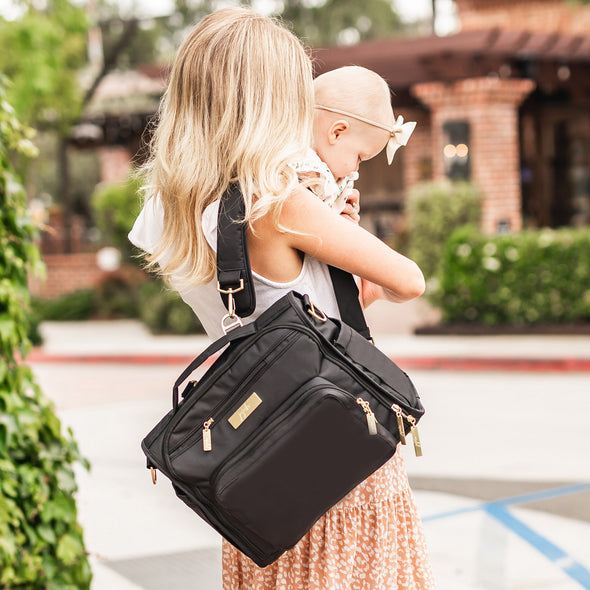 B.F.F. Diaper Bag - The Monarch