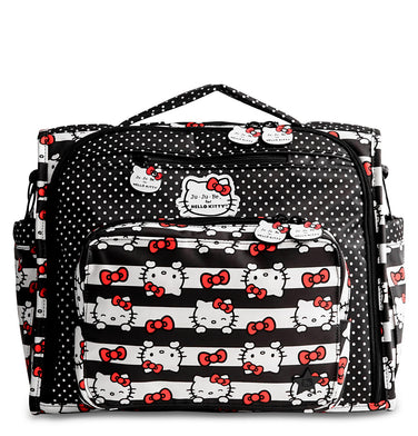 B.F.F. Diaper Bag - Dots & Stripes - Ju-Ju-Be