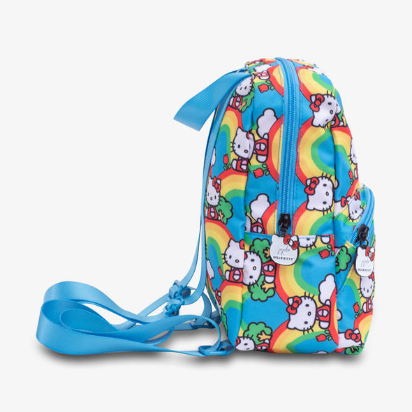 Petite Backpack - Hello Rainbow