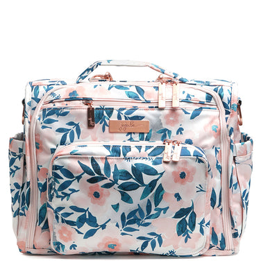 B.F.F. Diaper Bag - Whimsical Watercolor - Ju-Ju-Be