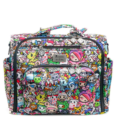 B.F.F. Tokidoki Diaper Bag - Iconic 2.0 - Ju-Ju-Be
