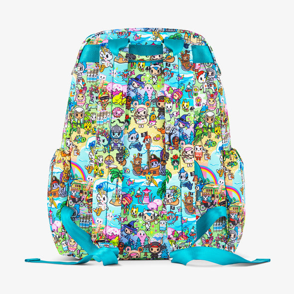 Zealous Backpack - Fantasy Paradise