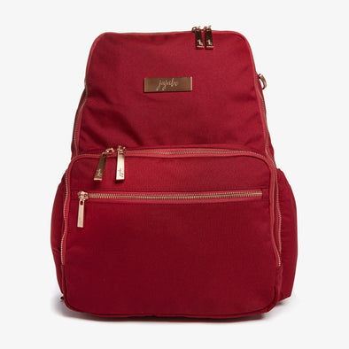 Zealous Backpack - Tibetan Red