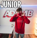 Adam B Junior Red Sweatshirt