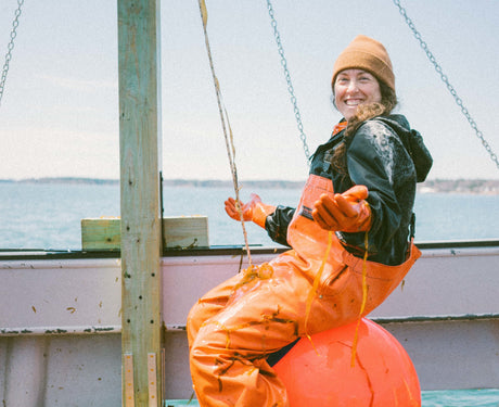 Meet the mission-driven team of Ocean Farmers behind your Kelp Jerky