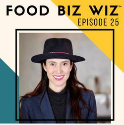 Podcast Interview with Food Biz Wiz