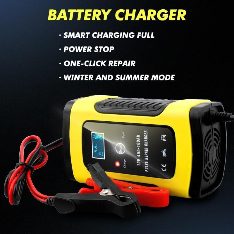 AFC Auto Accessories Co.,Ltd. Home Automatic Car Battery Charge