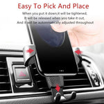 Ankier Store Mobile Phone Holders & Stands EEZY™ Car Air Vent Phone Holder