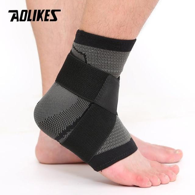 Aolikes Official Store Ankle Support Black / M Ankle Support Brace
