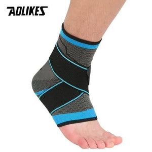 Aolikes Official Store Ankle Support Blue / M Ankle Support Brace