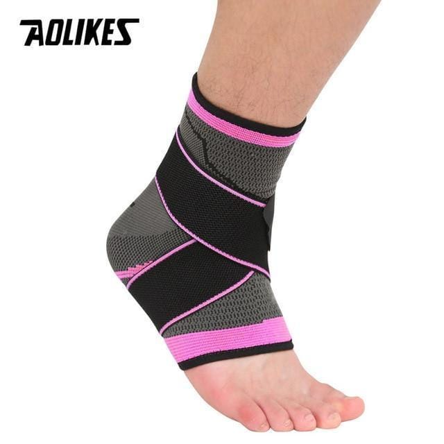 Aolikes Official Store Ankle Support Pink / M Ankle Support Brace