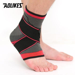 Aolikes Official Store Ankle Support Red / M Ankle Support Brace