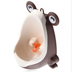 Children Hobby Store Potties Coffee FROGGY™ Baby Boy Potty Training Urinal