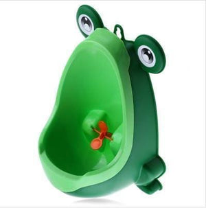 Children Hobby Store Potties Green FROGGY™ Baby Boy Potty Training Urinal