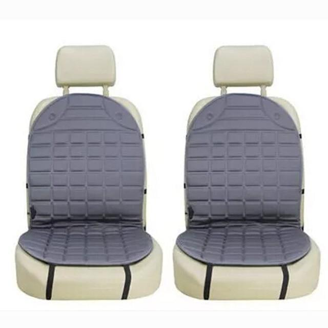eagle brand car supplies store Automobiles Seat Covers gray 1 set THERMA™ Heated Car Seat Cover