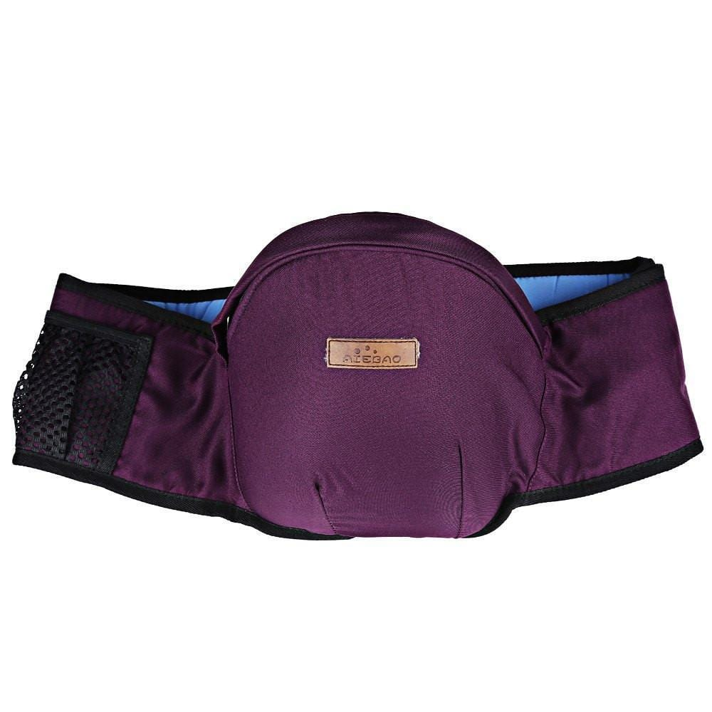 Foxsmarts Baby Carrier Purple HIPSEAT™ Baby Carrier Belt