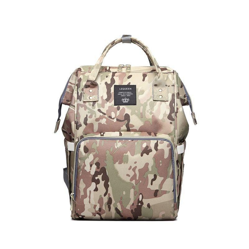 Foxsmarts Camo 2 Fashion Mom Diaper Bag