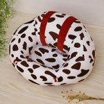 Foxsmarts Cow print Embrace™ Baby Support Seat