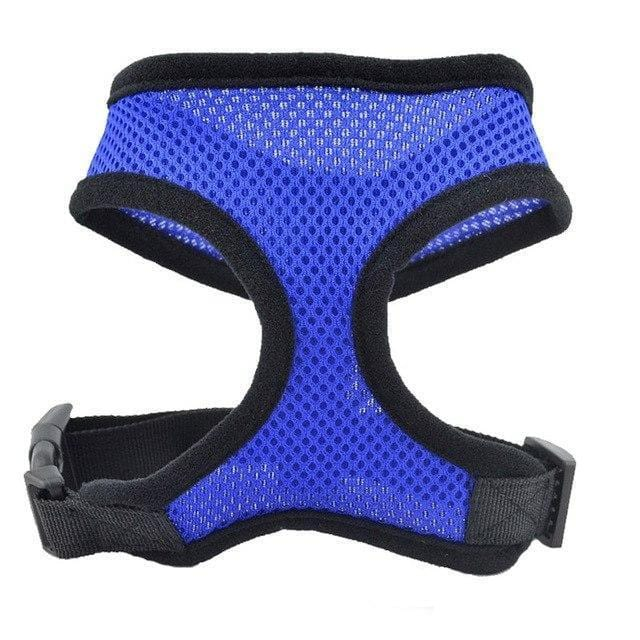 Foxsmarts Dog Harness Blue / L CUDDLE™ Breathable Dog Harness